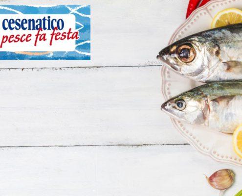 Offerta Hotel per il Pesce fa Festa Cesenatico
