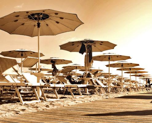 Spiaggia Hotel Torino Cesenatico